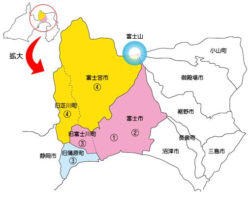 営業区域マップ